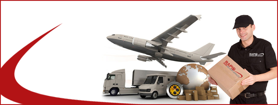 Forget about the post office. Order delivery online with rapid delivery services count on us...